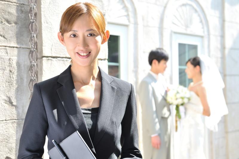 結婚式とブライダルプランナー